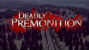 Thunderduim speelt Deadly Premonition